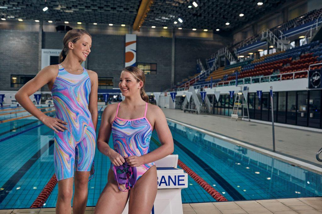 AMANZI Girls Jenna and Larah