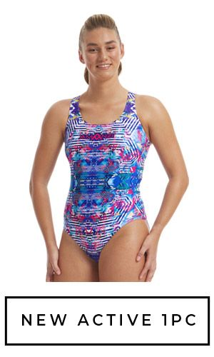 AMANZI Active One Piece