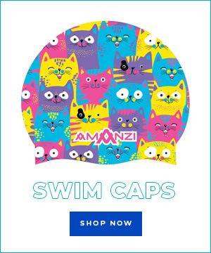AMANZI Swim Caps