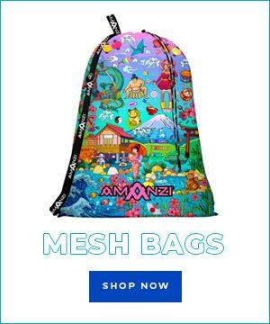 AMANZI Mesh Bags