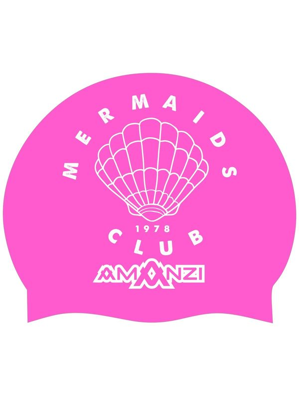 Mermaids Club Swim Cap