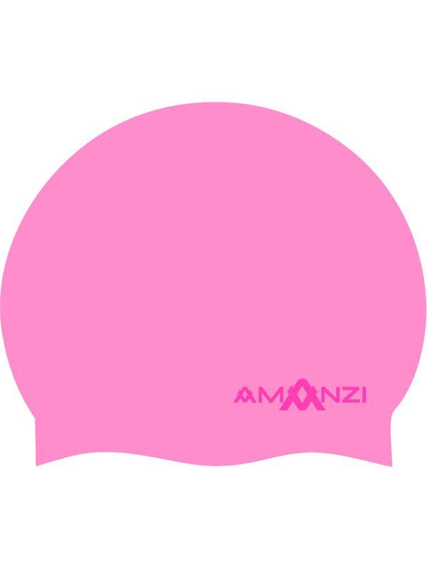 Signature Pastel Pink Swim Cap