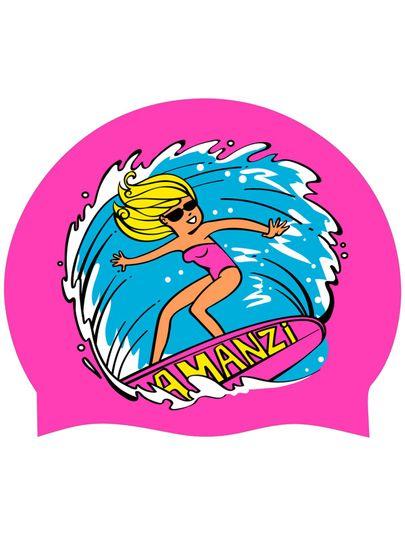 Amanzi BEACH BABE SWIM CAP