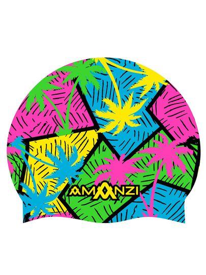 Amanzi Jamaican Me Crazy Swim Cap