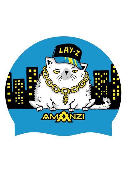 Amanzi Lay-Z Swim Cap