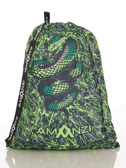 Amanzi Serpent Mesh Bag