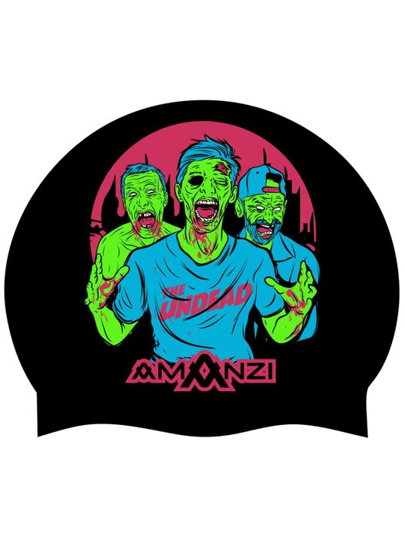 Amanzi The Undead Swim Cap